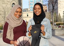 Sport Hijabs Burst onto the Athletic Scene at DCI