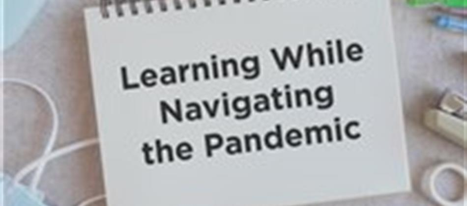 Learning While Navigating the Pandemic in LRSD